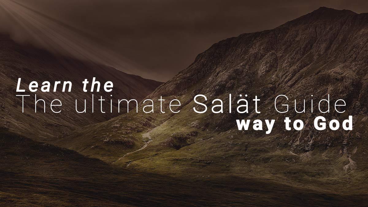 The Online Salät Guide | Islam Ahmadiyya