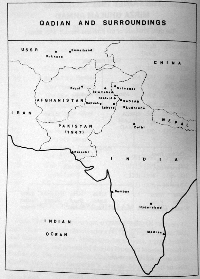 Birth of Hazrat Mirza Ghulam Ahmad | Islam Ahmadiyya